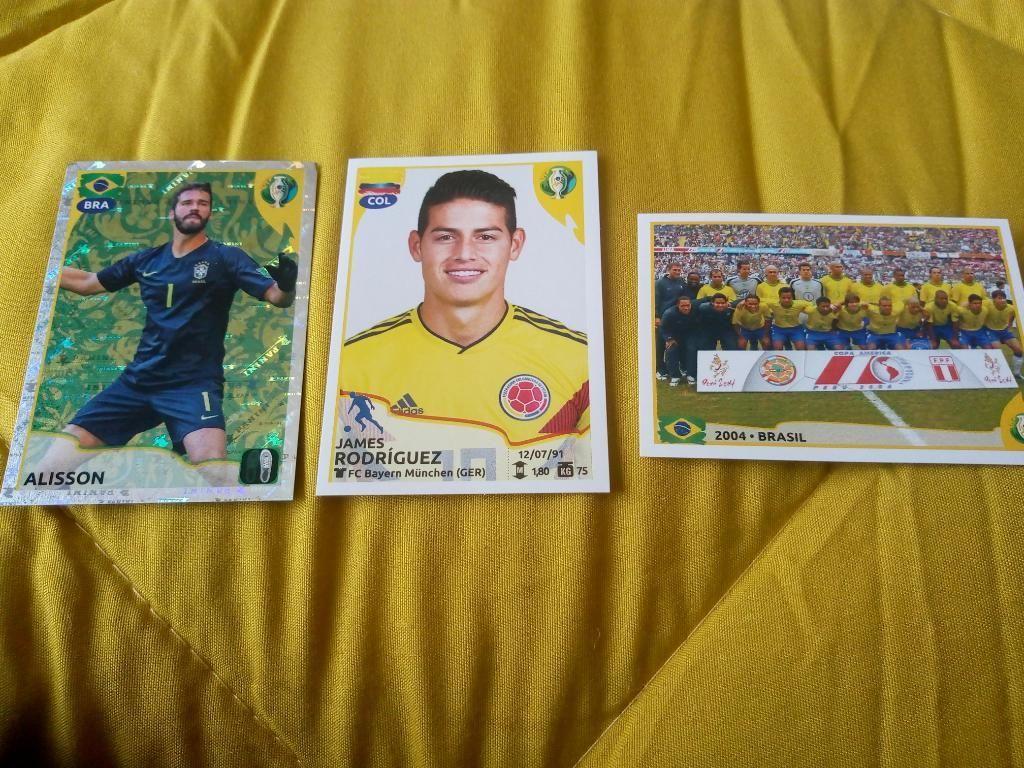 Se Venden Y Camian Laminas Copa América