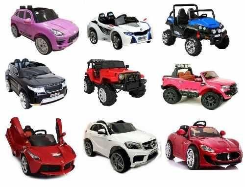 servicio tecnico de motos y carros para niños de bateria y