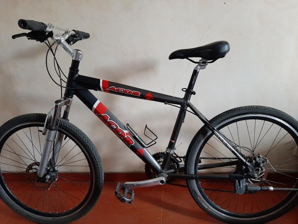 Bicicleta Marco Aluminio Rin 26