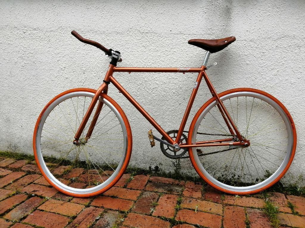 Bicicleta de Pista Tipo Urbana de Lujo
