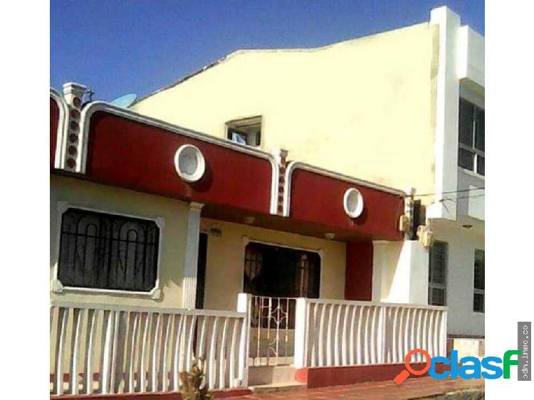 Casa en el barrio San Francisco Barranquilla