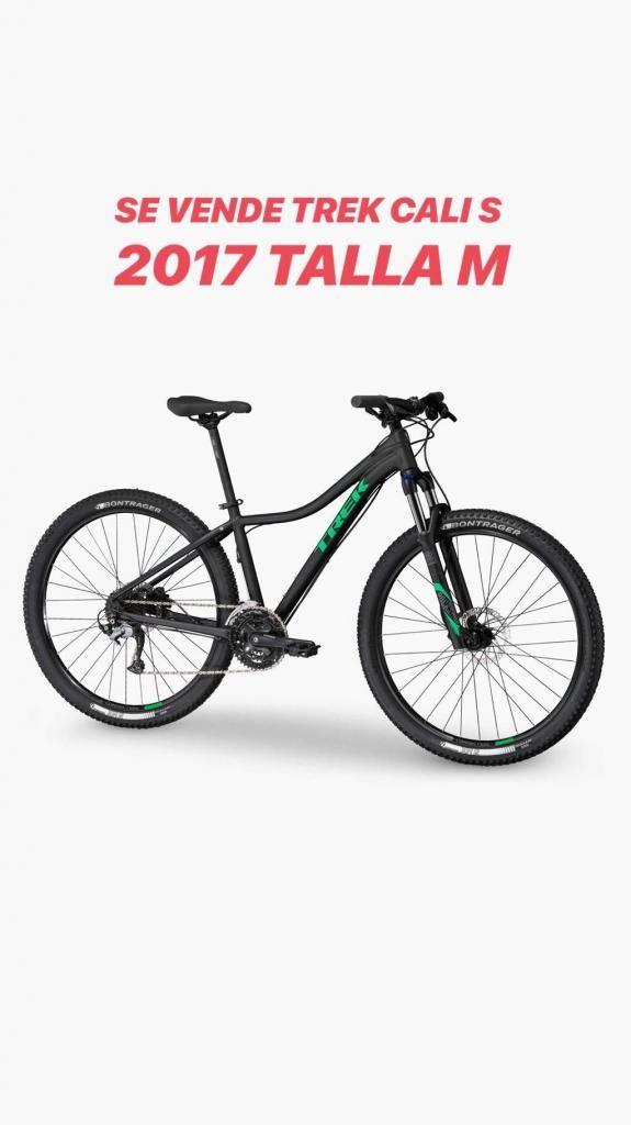 Se Vende Bicicleta Trek Cali S