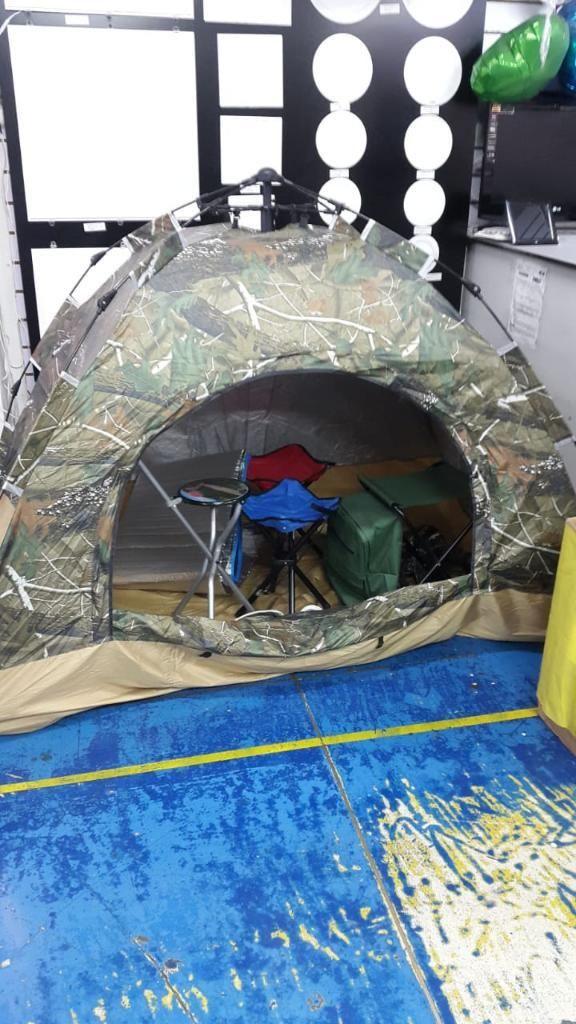 Vendo Carpa de Camping para 3 Personas