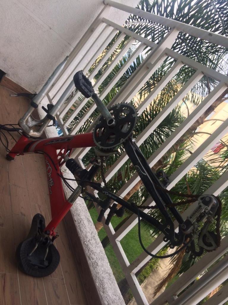 Vendo parte de bicicleta