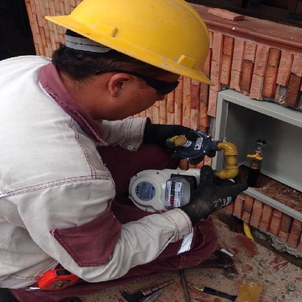 profesionales en instalaciones de gas natural y gas glp