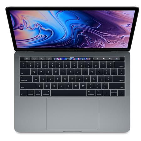 "Apple MacBook Pro de 13"" con barra táctil mid"