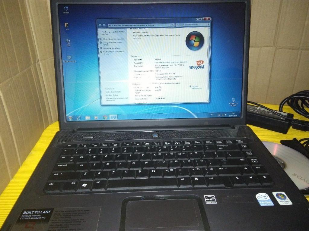 Compaq C700. para Repuestos.