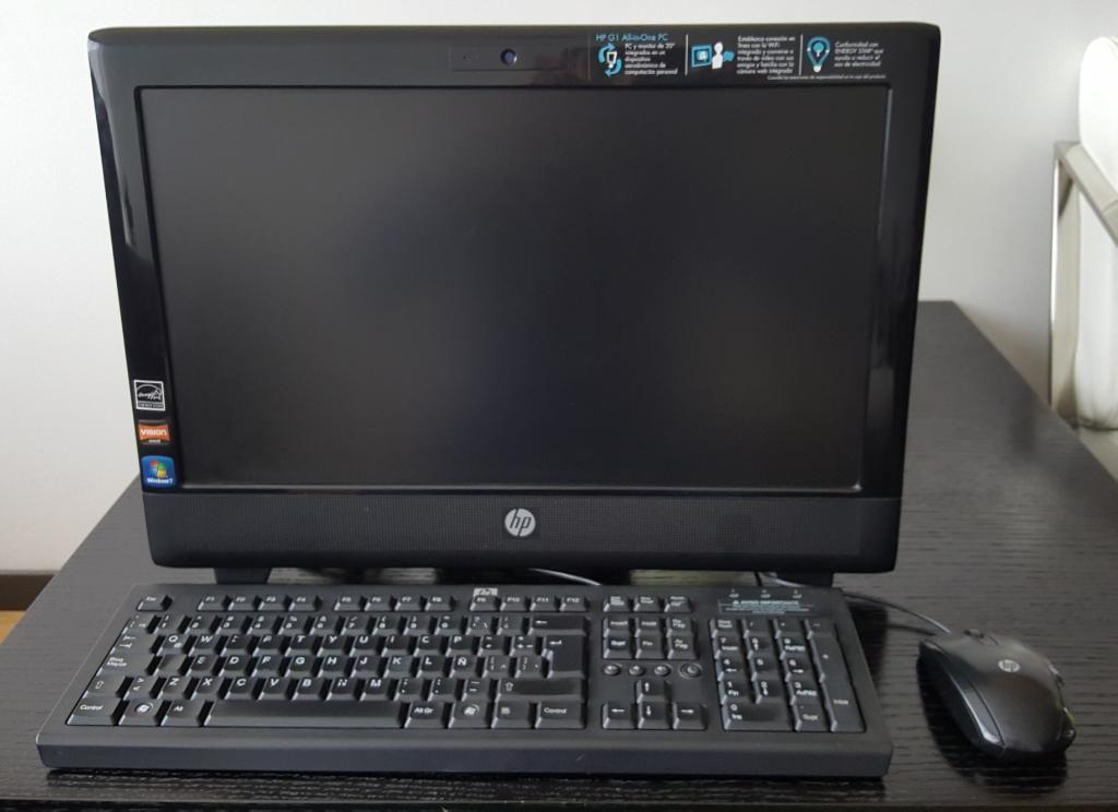 Computador de escritorio - Todo en Uno