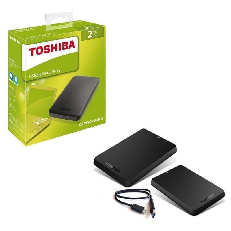 DISCOS DUROS EXTERNOS DE 2 TERAS USB 3.0