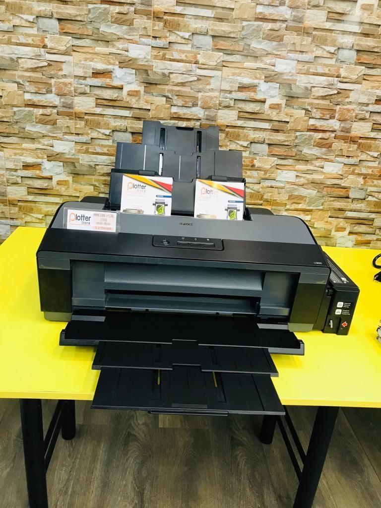 Impresora Epson L Sublimacion Tabloide