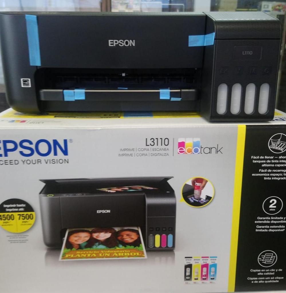 Impresora Epson L para Sublimacion