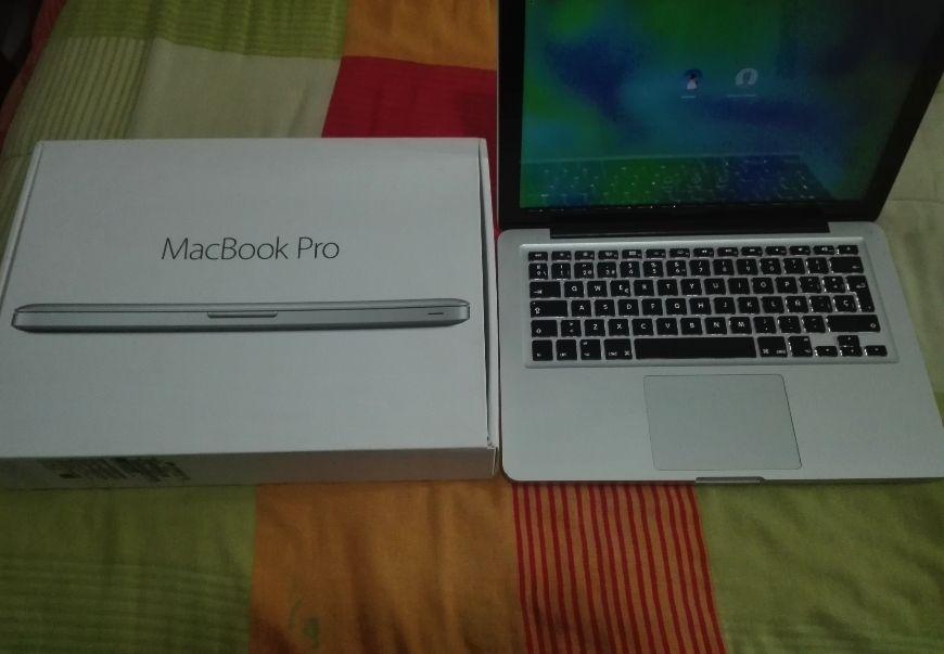 MacBook Pro 13 8Gb Ram 500Gb SSD Mod.