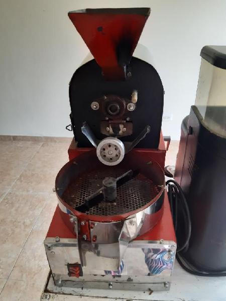 Vendo Tostadora Y Molino de Café...