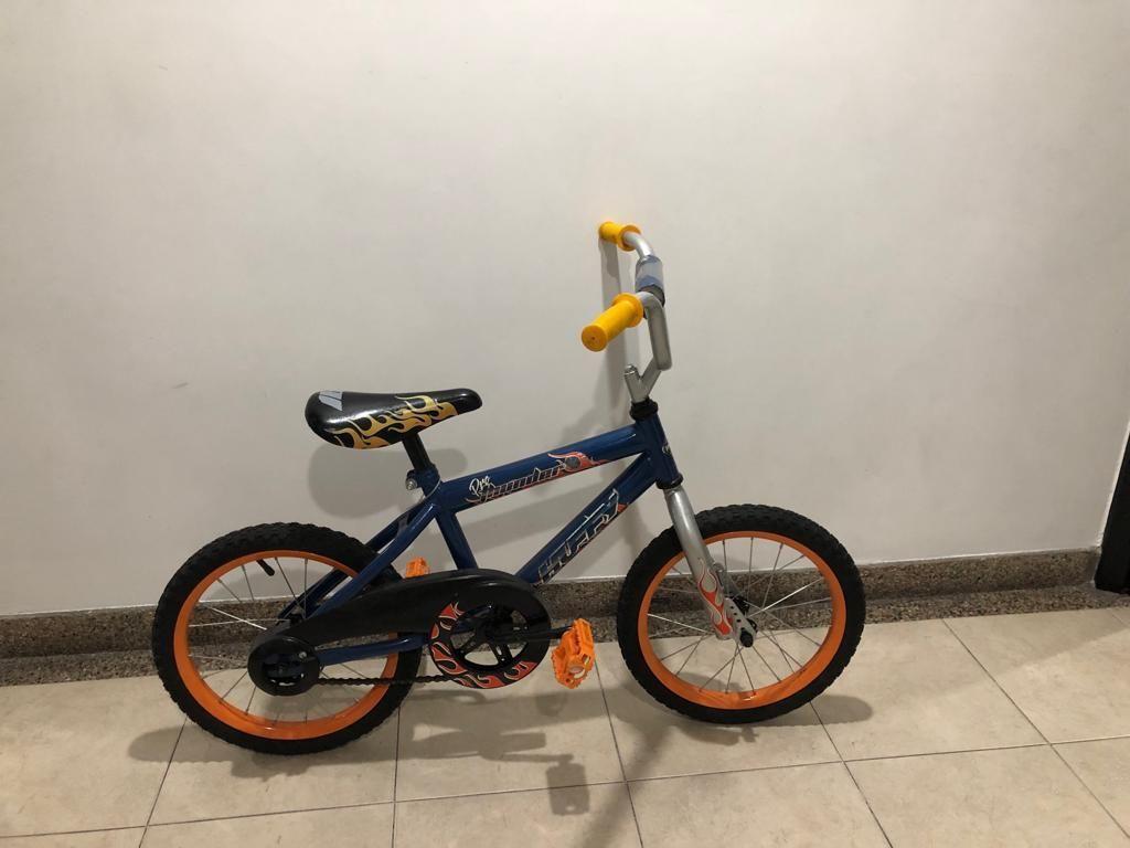 Bicicleta HUFFY niño, como nueva (Perfecto Estado)