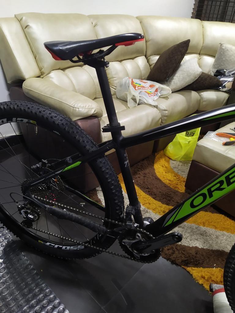 Bicicleta Orbea Talla M Motivo Viaje