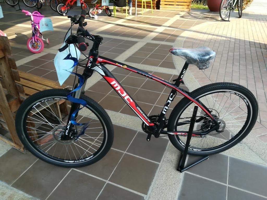 Bicicleta Rin 27.5 Aluminio Bloq. Remoto
