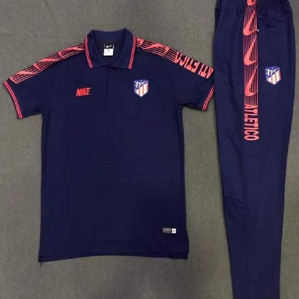 Camiseta Y Pantalon Atletico de Madrid