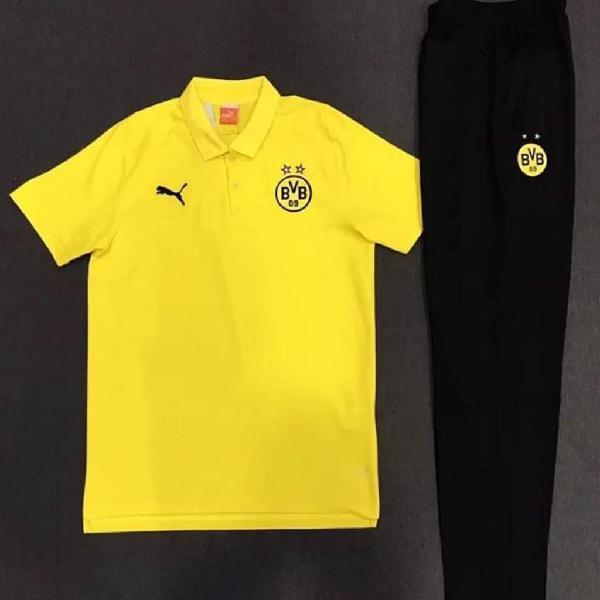 Camiseta Y Pantalon Borusia Dormund Homb