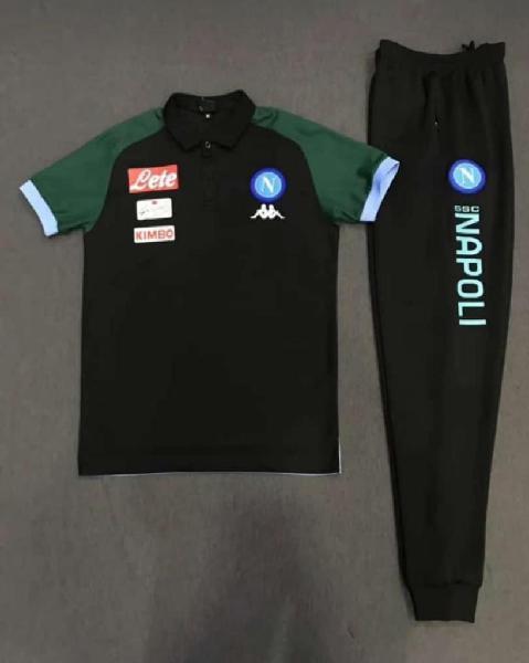 Camiseta Y Pantalon Napoli para Hombre