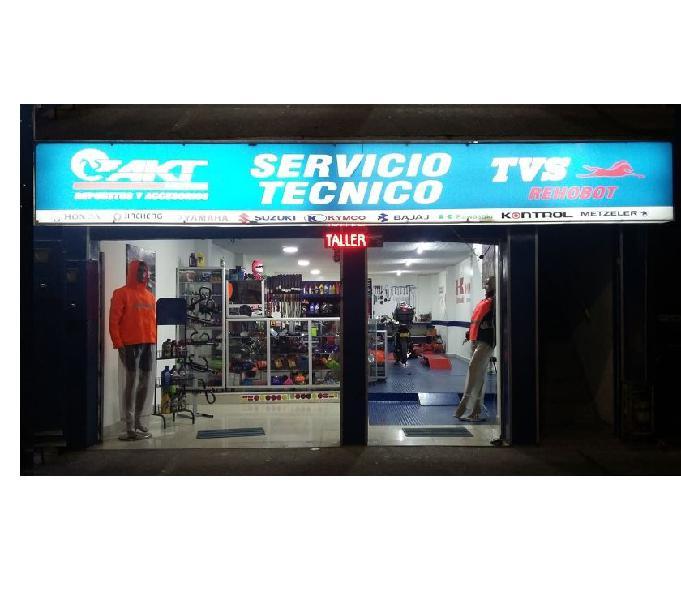 SERVICIO TÉCNICO DE MOTOS A DOMICILIO MULTIMARCAS
