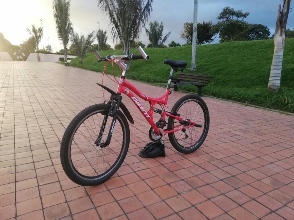 Vendo Bicicleta Mtb Doble Suspencion
