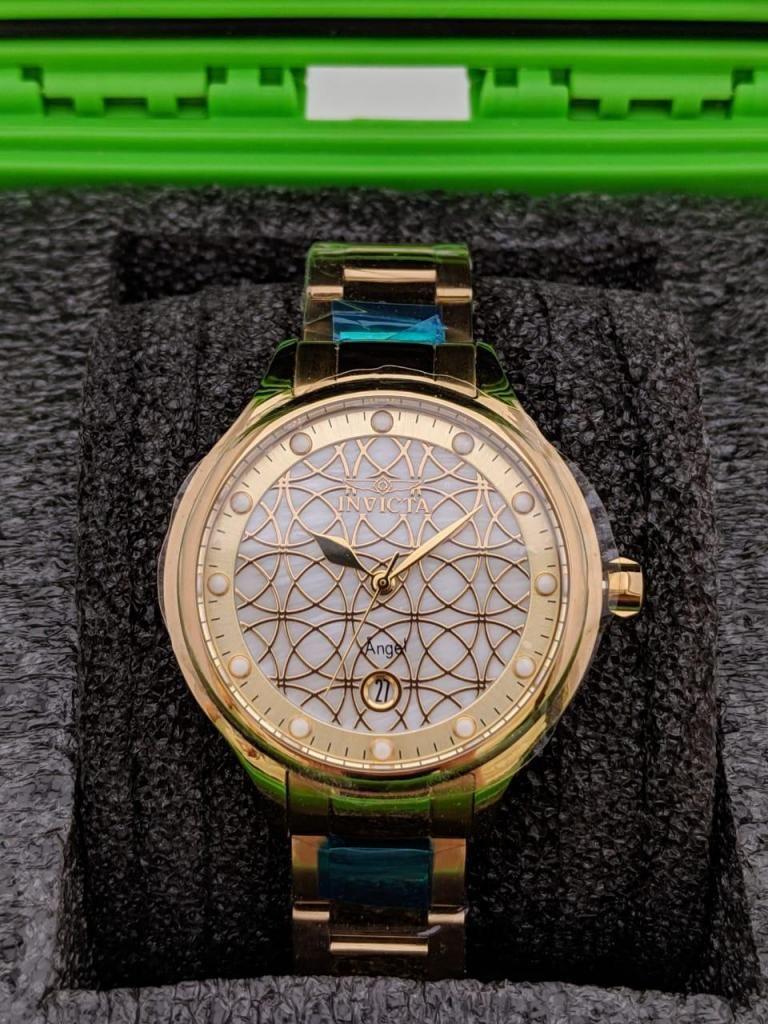 Reloj Invicta  Angel Para Mujer