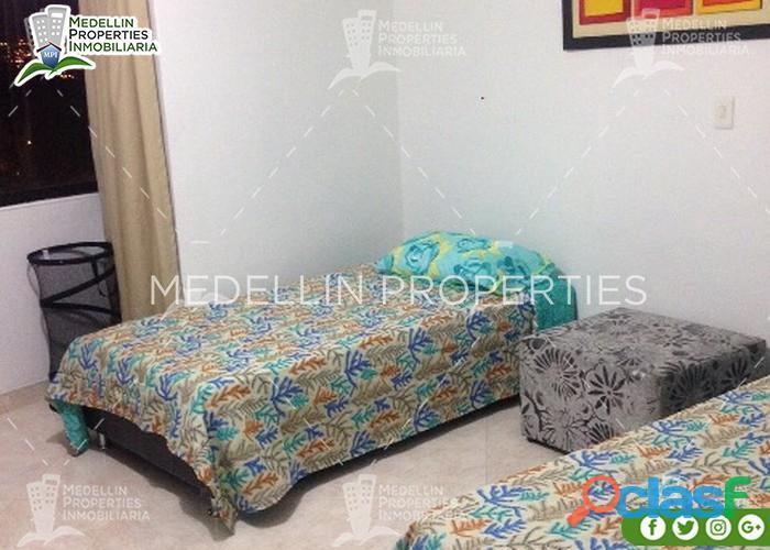 Apartamentos Amoblados en Alquiler en Medellín Cód: 4670