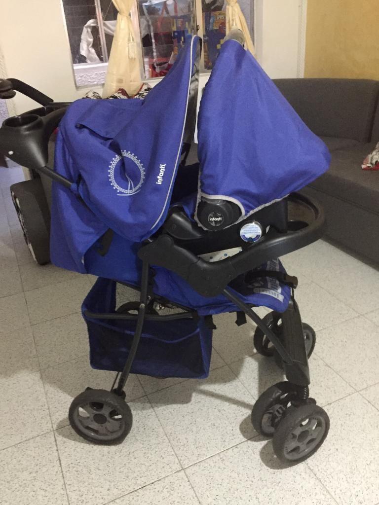Coche para Bebé Más Silla para Carro