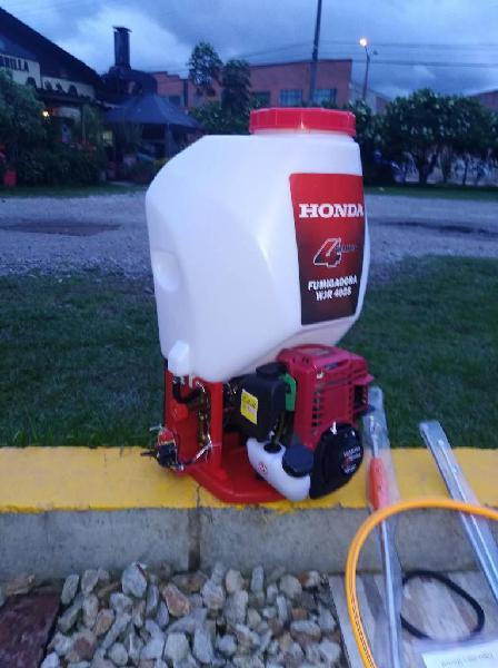 Fumigadora Honda 4 Tiempos de Varilla