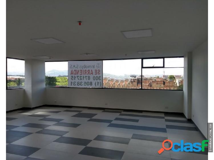 Arriendo OFICINA de 78 m2 en Ed. Meridiano 13