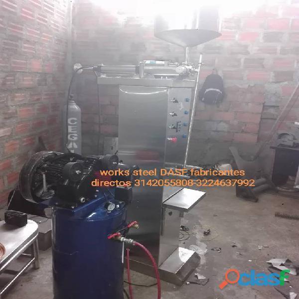 DOSIFICADOR DE LÍQUIDOS Y VISCOSOS MERMELADAS