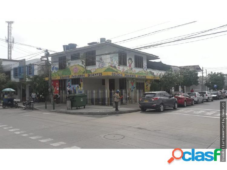 En venta casa comercial en el centro de monteria