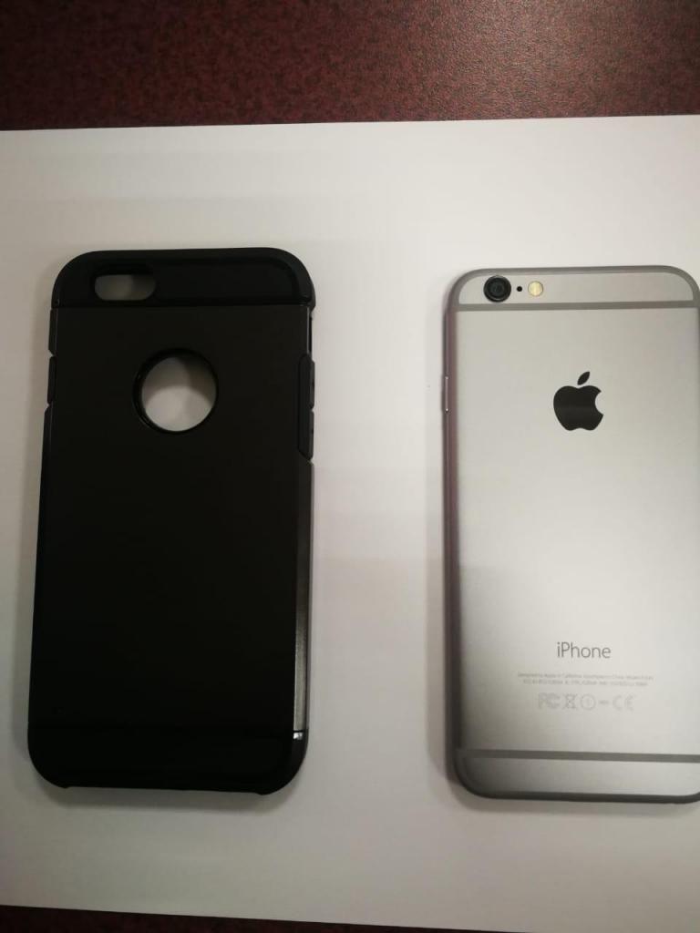 IPhone 6 de 32 GB (Como nuevo)