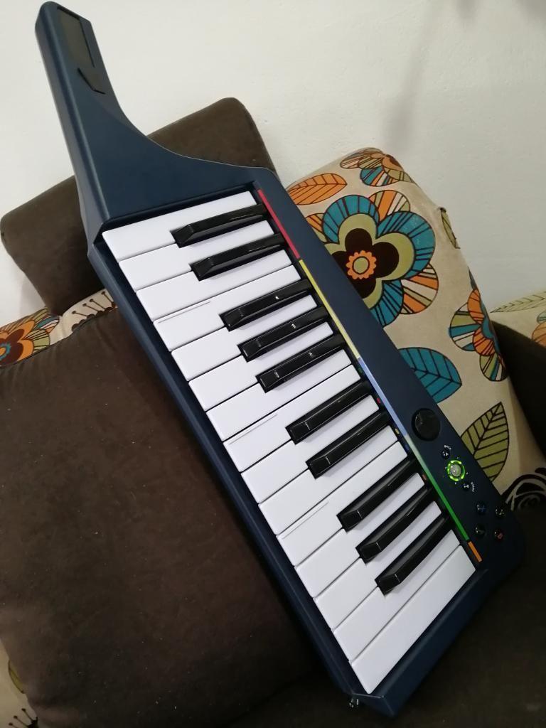 Keytar Controlador Midi X.box 360 Rokban