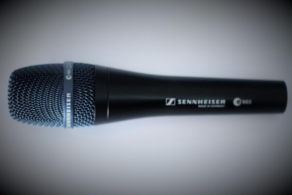 microfono condensador sennheiser e965 diafragma grande