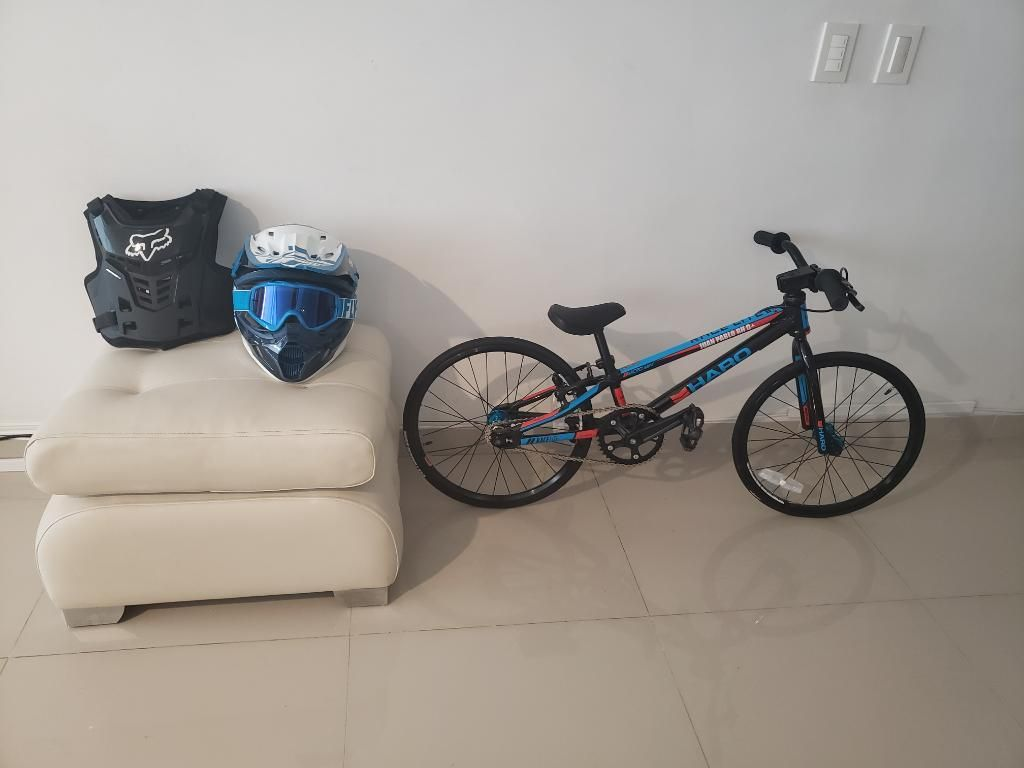 Bicicleta Haro Micro Mini Race Elite
