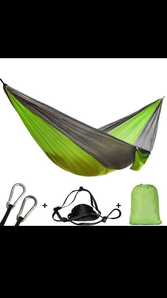 Hamaca Portatil Camping Supervivencia