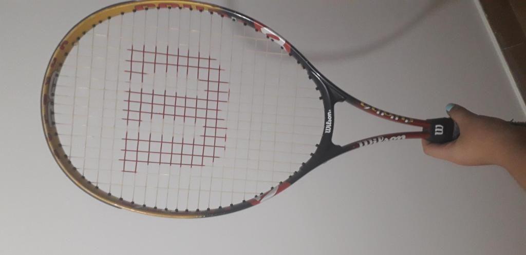 Raqueta de tennis original wilson tennis