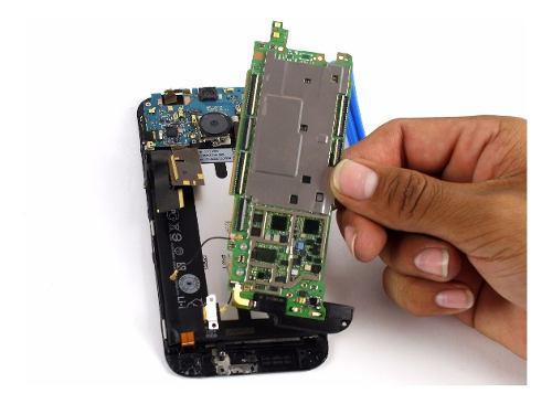 Tarjeta Board Principal Usada Htc M8 Android 6 Libre 4g Lte
