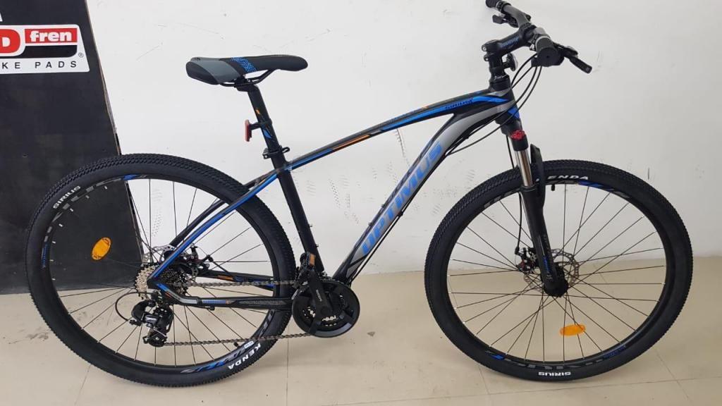 bicicleta todo terreno mtb optimus x