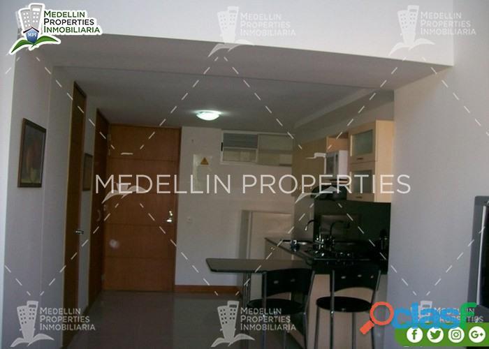 Apartamentos Amoblados Para Alquilar en Medellín Cód: 4194
