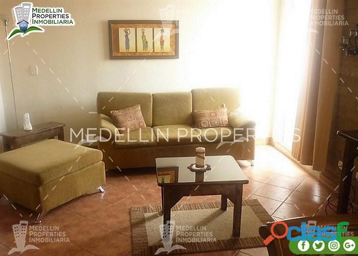 Apartamentos Amoblados Para Alquilar en Medellín Cód: 4208