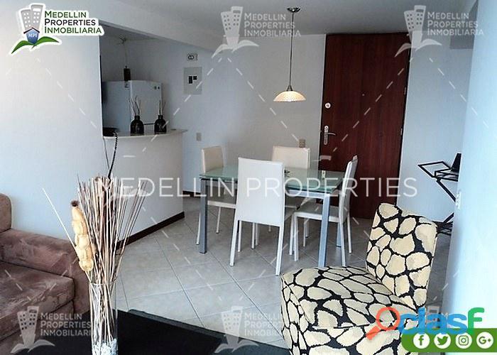 Apartamentos Amoblados Para Alquilar en Medellín Cód: 4412