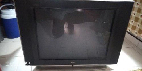 Tv Lg 29fs4rk Super Slim Usado Perfecto Estado., Con Control