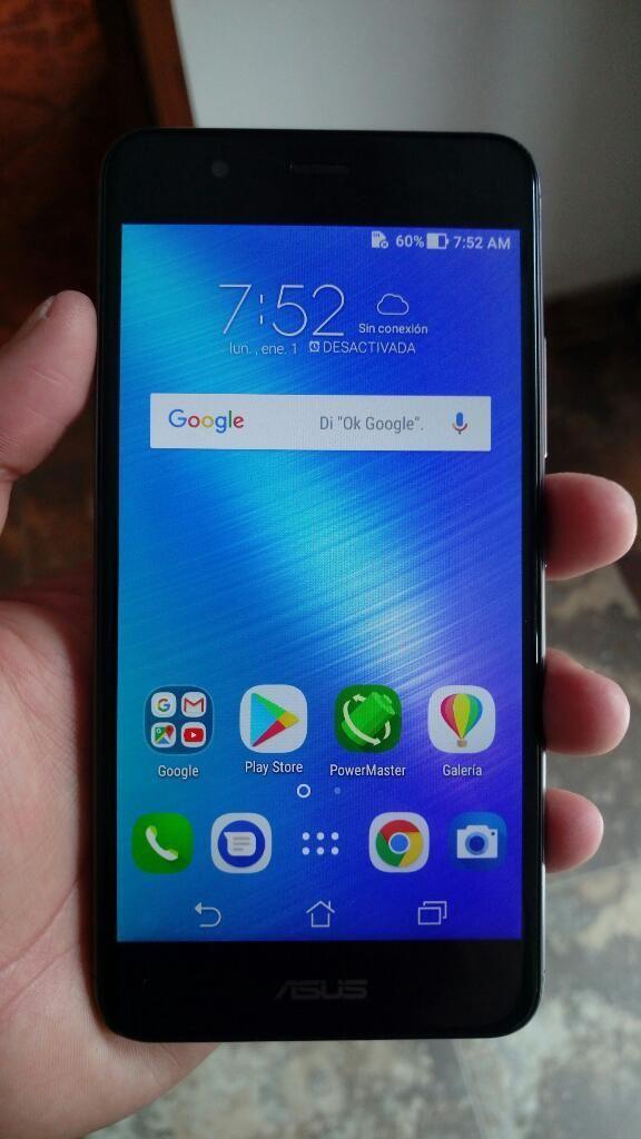 Vendo Asus Zenfone 3 Max 32gb