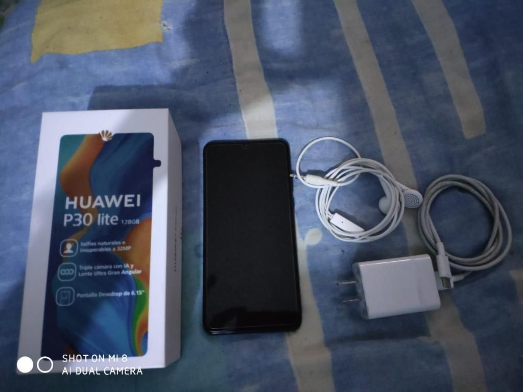Vendo Cambio Huawei P30 Lite Como Nuevo
