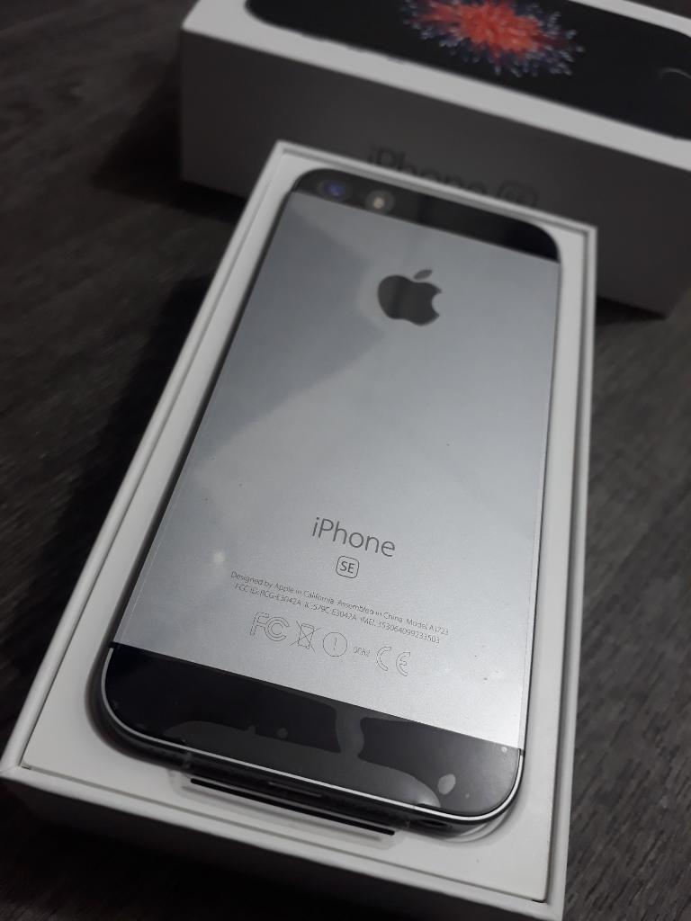 Vendo O Cambio iPhone Se Nuevo 32 Gb