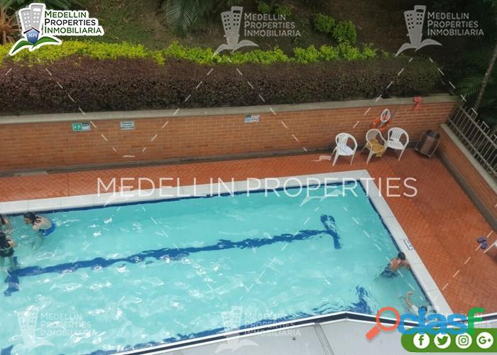 Apartamentos Amoblados Para Alquilar en Medellín Cód: 4873