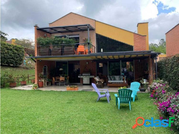 Casa en venta el Retiro Antioquia