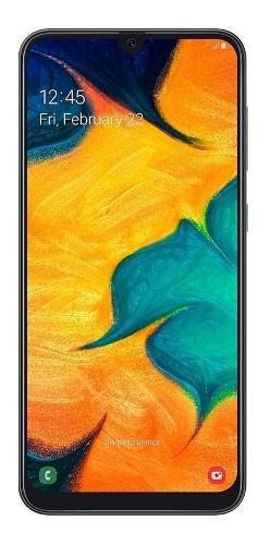 Celular Libre Samsung A30 64gb Ds Negro